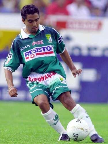 Marco Antonio Mendoza era titular indiscutible