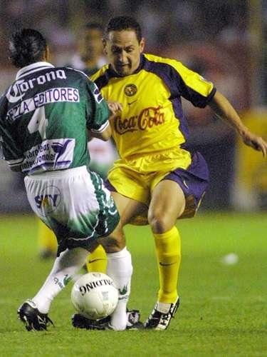 Germán Villa era el escudo en el medio campo americanista