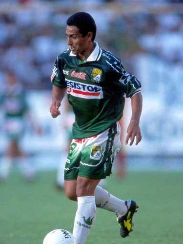 El paraguayo Guido Alvarenga era un buen jugador con los esmeraldas