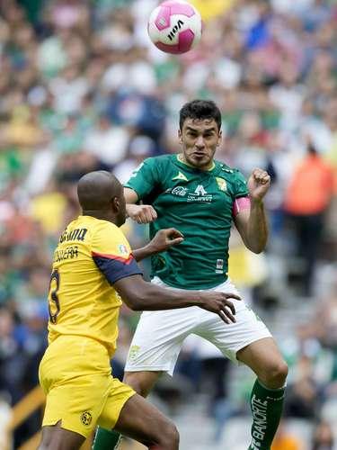 Sebastián Maz abrió el marcador al minuto 47.