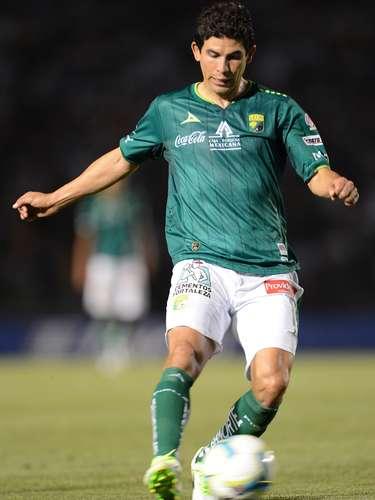 Jonny Magallón se ha convertido en el mejor defensa del Léon, incluso por encima de Rafael Márquez