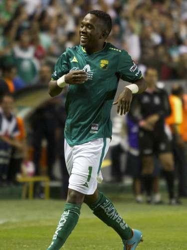 Darío Burbano es un jugador explosivo y causará muchos problemas a la zaga azulcrema