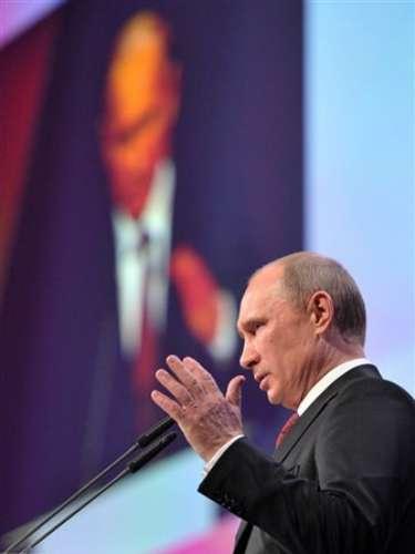 Hasta el momento la oficina del presidente ruso no comentó sobre el polémico hecho.