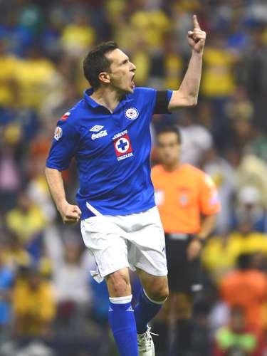 Christian 'Chaco' Giménez de Cruz Azul es el quinto jugador con mejores ingresos al recibir anualemente 1.8 mmd y su carta cuesta3.6 mdd