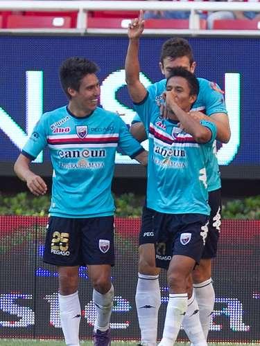 Francisco Uscanga logró el tanto de la victoria al minuto 88'.