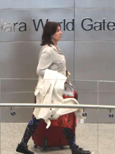 Carmen disfruta de todo su tiempo junto a su madre, por quien también decidió trasladarse a la capital madrileña. Ahora madre e hija se han subido a un avión con un destino bien distinto al del asfalto madrileño.
