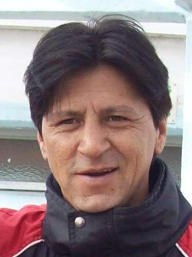 Pedro Monzón; reconocido hinchas de Independiente, ex jugador del club, está con muchas ganas de dirigir, aunque dijo que no le gustaría ser elegido como \
