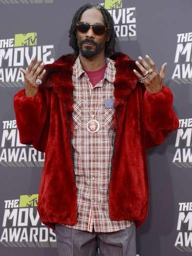Snoop Lion como siempre es de los más asediados en los eventos. Dog, Birdy, kitty o ya como se haga llamar, llegó dispuesto a pasársela bien.