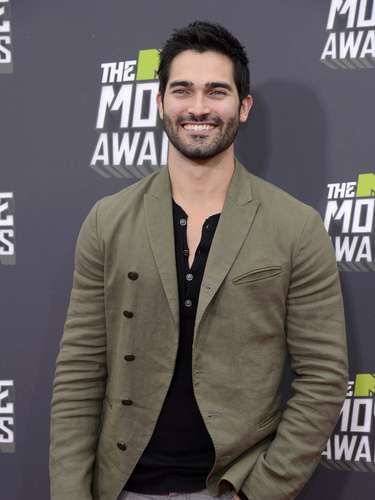Tyler Hoechlin está súper emocionado por estar en los MTV Movie Awards