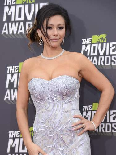 ¡Qué sofisticada y se sexy se ve Jennifer Farley a.k.a 'JWOWWW'de'Jersey Shore'!