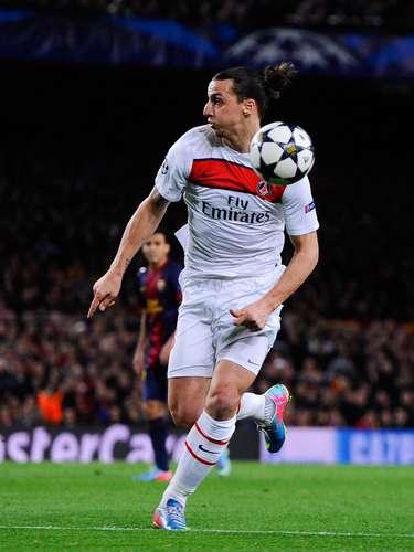 Ibrahimovic es otro que podría volver a Italia, esta vez a defender los colores de la Juventus.