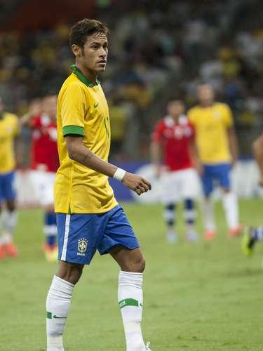 Neymar brilló en la Confederaciones y lo hizo como la estrella más reciente del Barcelona.