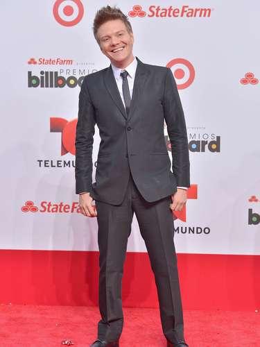 La sensación brasileña, Michel Teló fue de los más esperados en la premiación