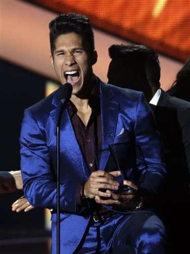 Chino y Nacho hicieron historia, al llevarse su primer Billboard de la Música Latina, en la categoría Dúo o Grupo Tropical (Canciones).