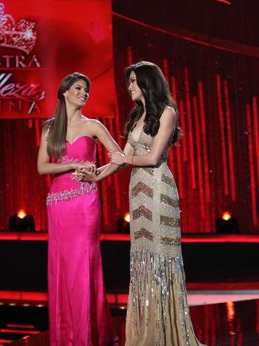 Durante esta noche de gala y glamour Essined Aponte y Bárbara Falcón quedaron en peligro de eliminación.