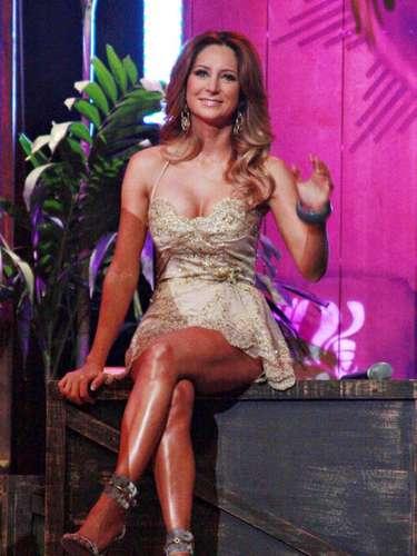 Geraldine Bazán, antagónica de la telenovela 'La Mujer de Judas', será una de los 12 famosos que participarán en la segunda temporada de 'La Isla'.
