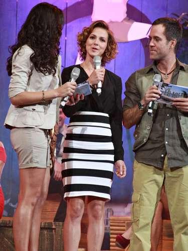 La actriz argentina Cecilia Ponce viajará a República Dominicana para poner a prueba sus habilidades físicas en la competencia televisiva.