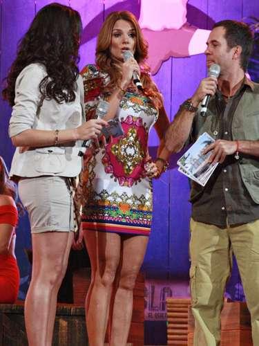 Maritere Alessandri dio su brazo a torcer y finalmente se unió a los famosos que competirán en 'La Isla 2'.