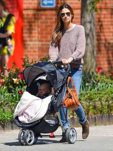 Ambos son padres de la pequeña Dixie Pearl que nació en junio de 2012