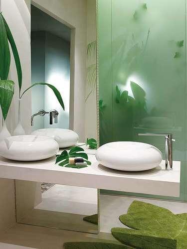 Además se pueden mezclar de muchas formas distintas, creando con su instalación un ambiente interior relajante.