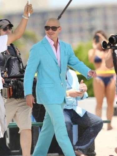 Pitbull le imprimirá sabor urbano al nuevo éxito de J. Lo.