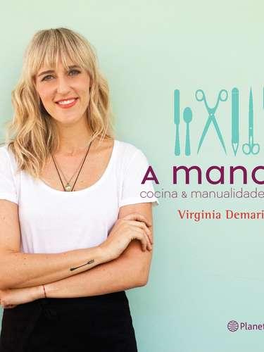 El segundo libro de Virginia combina sus dos talentos: la cocina y las manualidades