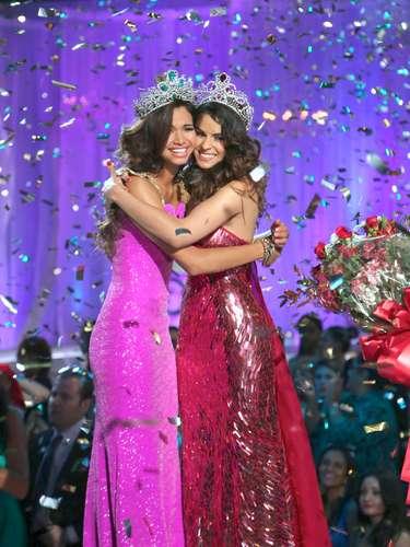 La nueva soberana recibió la corona de su antecesora Vanessa De Roide, quien obtuvo el mismo título el año anterior gracias a su destacada participación en el 'reality show' de 2012.