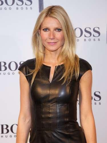 Gwyneth Paltrow, una mujer elegante, seductora y siempre a la moda que representa la esencia de \