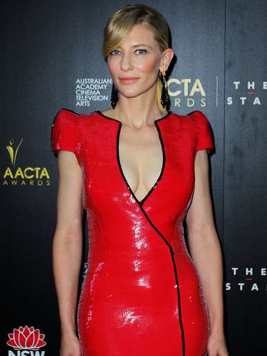Cate Blanchett es la embajadora del perfume de Armani \