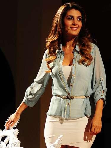 Mayrín Villanueva es Oriana en Mentir Para Vivir, un personaje que le hace liberar adrenalina.