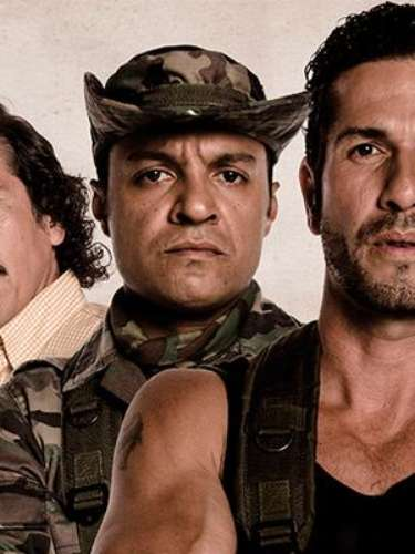 Los 3 Caínes.-Es la historia hecha novela de cómo tres hermanos dan inicio a un grupo paramilitar, con la ayuda de los narcos, para combatir los grupos insurgentes. Sus protagonistas son Julián Román, Elkin Díaz y Gregorio Pernía.