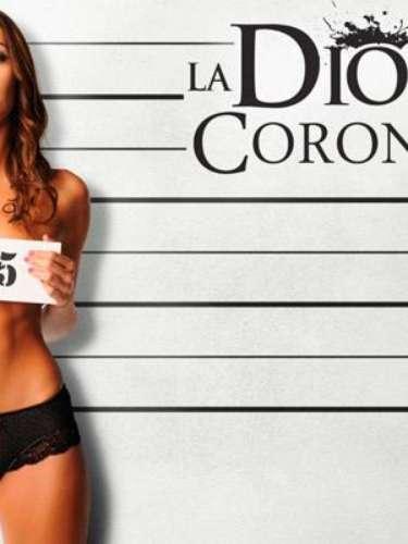 La Diosa Coronada.- Es la polémica historia de Angie Sanclemente, ex reina colombiana, arrestada en Argentina y acusada de tráfico de drogas y de personas.