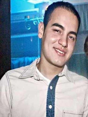 Aarón Piedra Moreno, de 20 años.