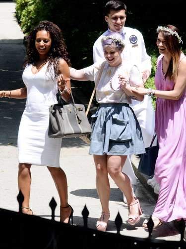 Melanie Brown y Kelly Osbourne