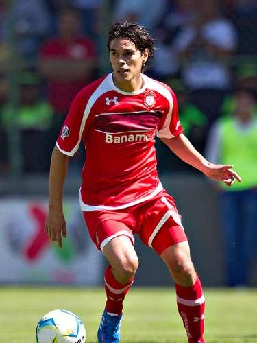Xavier Báez jugará con Cruz Azul