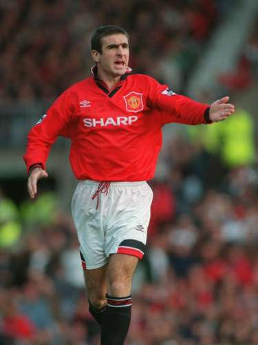 The United home kit will harken back to his one worn during Cantonas time with the team during the 1990s.