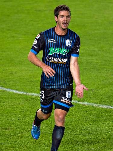 Antonio Gallardo vuelve a Chivas.