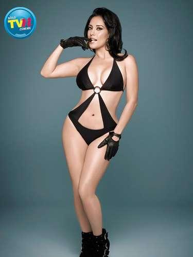 La conductora Sugey Ábrego hará a un lado la conducción para despegar como actriz en las telenovelas.