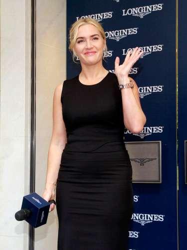 Kate Winslet, La actriz británica Kate Winslet está embarazada de su tercer hijo, que será el primero con su marido Ned Rocknroll