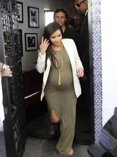 Aunque la famosa estrella televisiva todavía no ha hecho acto de presencia desde que diera a luz a su primogénita, fruto de su relación con el rapero Kanye West, se ha revelado que el nombre de la bebé será \