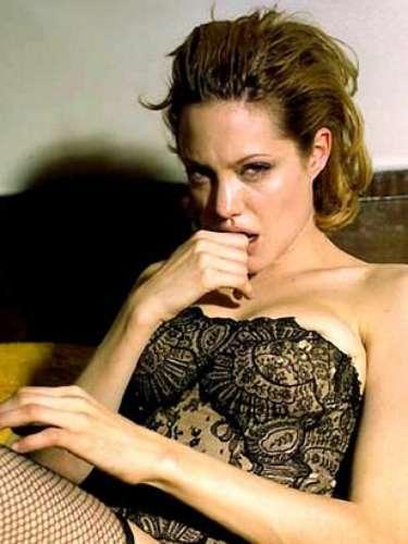 Angelina Jolie es otro rostro solicitado. Los fans le otorgaron el 13 por ciento de los votos, en comparación con el 38 por ciento que obtuvo Kunis.