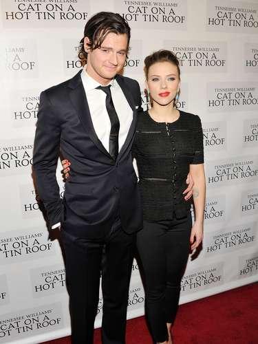 Johansson es de las actrices más bellas y cotizadas de Hollywood y para eso no necesita medir mucho. ¡Divina!