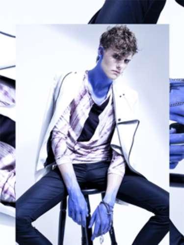 Un ícono de la moda que Andrés admira es la musa inolvidable Audrey Hepburn.