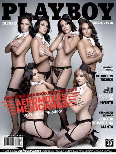 Aeromozas mexicanas (Abril de 2011).