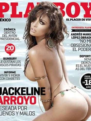 Jackeline Arroyo (Marzo de 2012).
