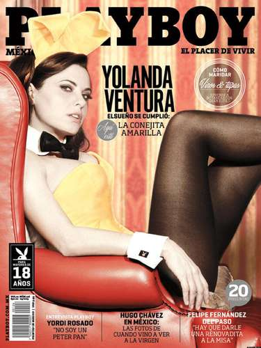 Yolanda Ventura (Abril de 2013).