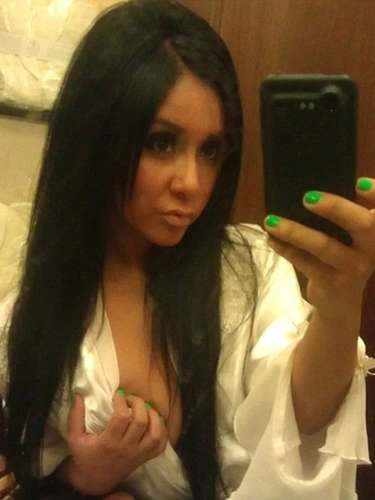 La estrella de reality colgó una foto de ella desnuda y muy sugerente que encantó a sus fans pero que después borró de su red social