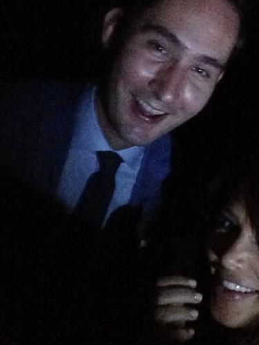 19 de Agosto - Después del reclamo de Kim Kardashian hacia Katie, la socialité estuvo en la fiesta del creador de Instagram para más tarde acompañar a su pareja Kanye West al funeral de su abuelo