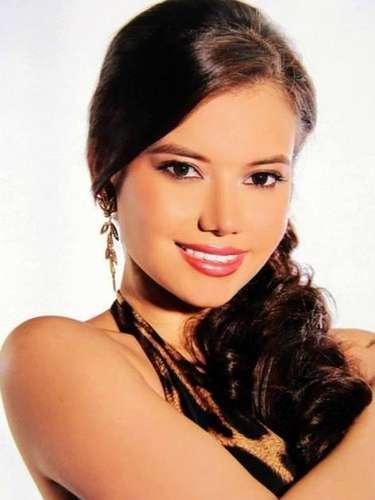 Señorita Guajira. Vivian Martínez.