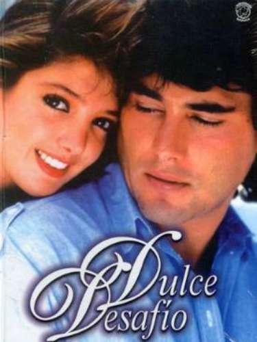 Luego de su gran triunfo en 'Quinceañera', Adela Noriega fue llamada para protagonizar -con tan sólo 20 años- la telenovela 'Dulce Desafío', donde se enamoró del galán del momento, Eduardo Yáñez. Ninguno de los dos quiso hacer una confirmación pública de su amor, pero entre sus allegados se sabía de la existencia de un tórrido romance.